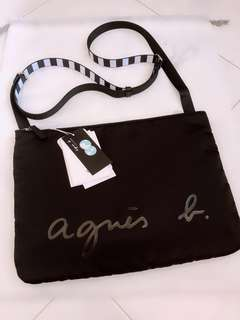 Agnes B ladies sling bag