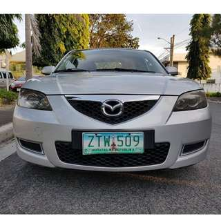 Mazda 3 2009 Automatic Super Fresh