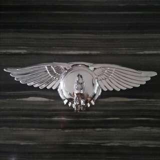 Flying Horse car Hood