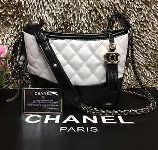 Chanel B&W