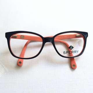 Sperry Top-Sider Eyeglasses Orange-Navy Blue