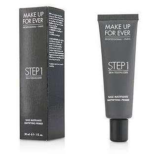 Make Up For Ever Step 1 Mattifying Primer