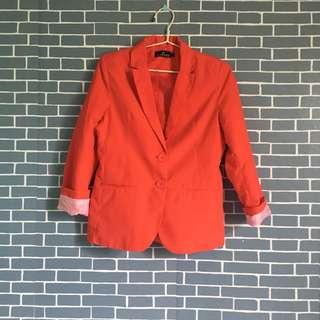 SM classics Red blazer