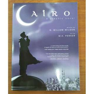 Cairo Graphic Novel