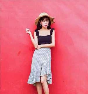 💋Terno (Top+Skirt)