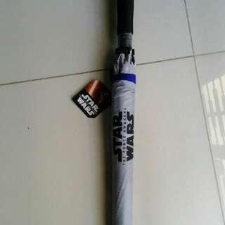 New Star Wars long auto umbrella