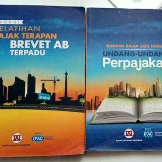 Buku Modul dan Undang-undang Perpajakan Brevet A&B
