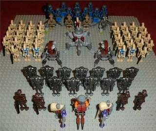 Looking for Lego star wars droids