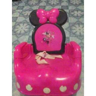 Disney Minnie Mouse Booster seat