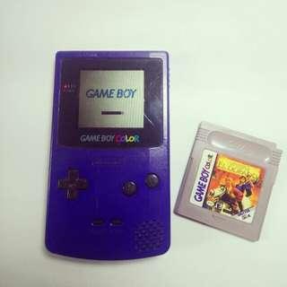 Gameboy color gimbot jadul