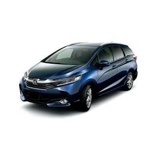 Honda Shuttle 1.5 Hybrid