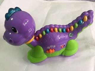 Lettersaurus from LeapFrog- Dinosaur