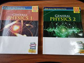 General Physics I and II for GR. 11 & 12 STEM