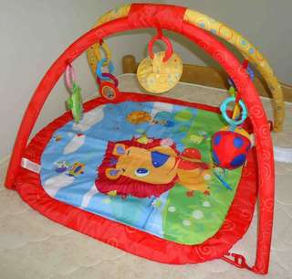 Bright Stars Baby Play Gym Mat