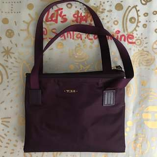 tumi tote bag tas besar authentic original