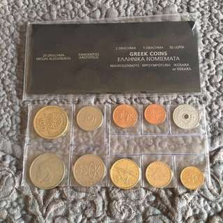 希臘紀念幣