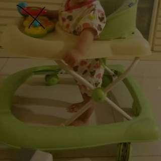 baby star學行車 天水圍