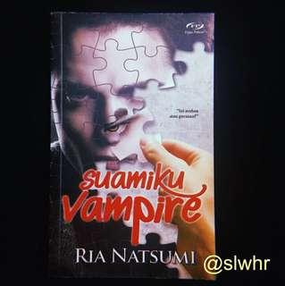 Suamiku Vampire [Novel Melayu]