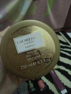 Preloved Body cream giordanio