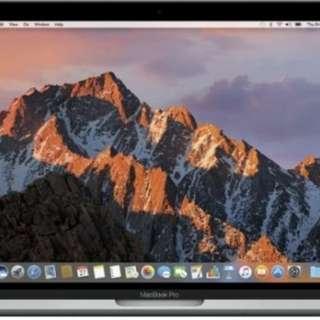 Kredit Macbook MLH32 proses instant 3 menit aja kok
