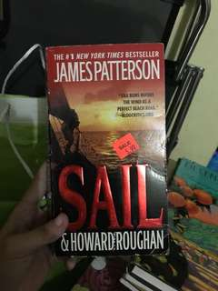 James Patterson's Sail