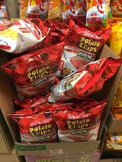 Bak Kwa chips