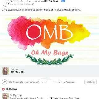 OMB - FEEDBACK (Dawson Backpack)