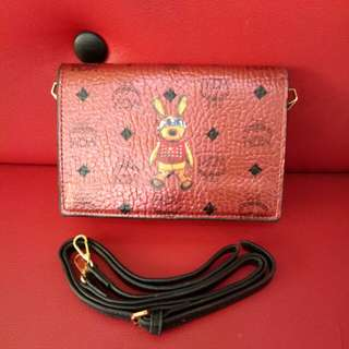 MCM Mini Rabbit Crossbody Bag