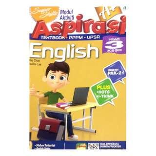 Super Skills Aspirasi KSSR English Year 3