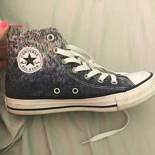 Colourful Converse All Stars