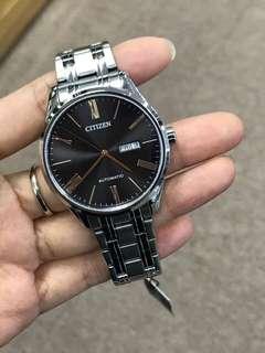 Citizen    西鐵城 男裝自動機械錶