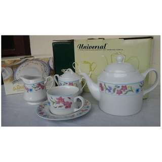 Coffee Set The Westminster Collection