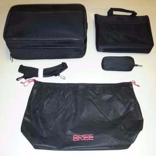 BREE Traveler Bag With Accessories