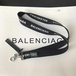 Balenciaga Lanyard