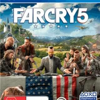 Selling Far cry 5 region 3