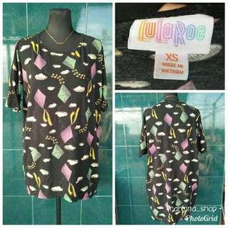 Minidress long top