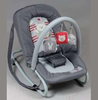 全新 嬰幼兒 搖搖椅 法國品牌 bambisol bouncer