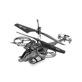 ATTOP 713A AVATAR RC HELICOPTER (GRAY)