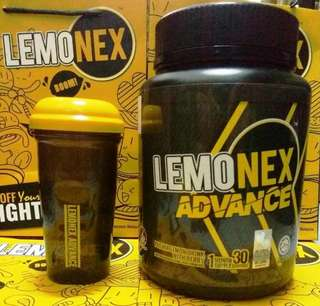 Lemonex Advance with Shaker