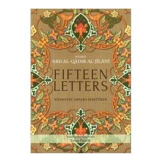 'Abd al-Qadir al-Jilani: Fifteen Letters (Khamsata 'Ashara Maktuban)