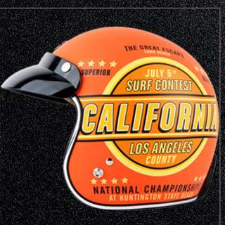CALIFORNIA PACIFIC COAST TORC HELMET