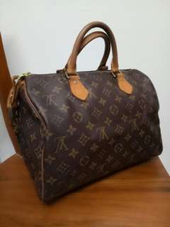 LV Speedy 30 (Authentic) is SELLING CHEAPLY at RM1,600