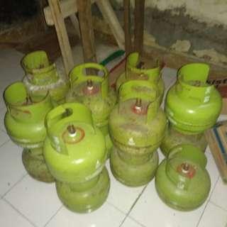 Tabung Gas 3kg Melon Kosong