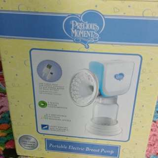 Precious moments Portable electric breast pump