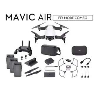 DJI Mavic Air Fly More Combo Set