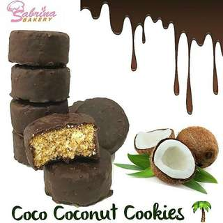 COCO COCONUT COOKIES