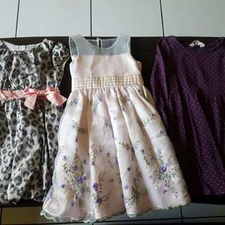 Pre loved girl's clothes