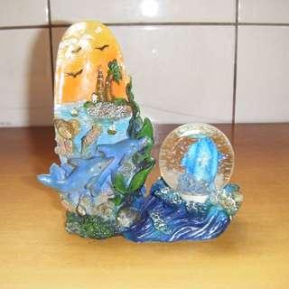 造型海洋與生物 擺飾