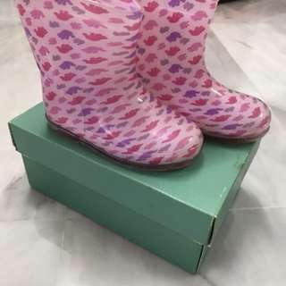 Colette Rain Shoes Size14