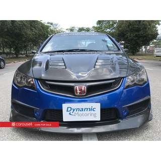 Honda Civic Type R 2.0M (COE till 01/2028)